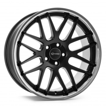 Emotion Wheels Concave matt black inox