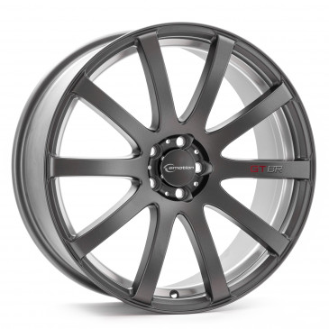Emotion Wheels Strada gunmetal matt polished