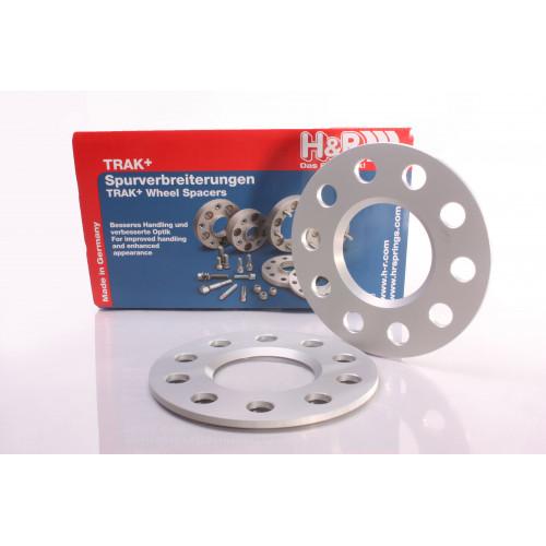 H&R 10mm Spurverbreiterung für Fiat Panda Typ 169 | eBay