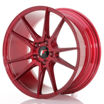 Japan Racing Wheels JR21 Red