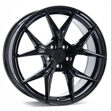 KESKIN KT19 BLACK PAINTED