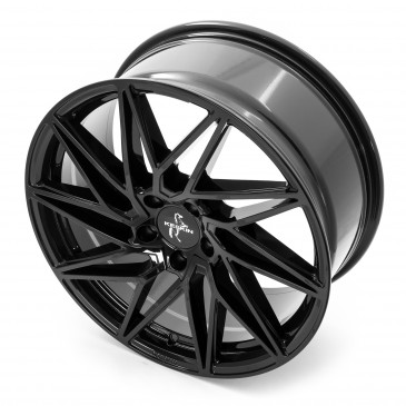 KESKIN KT20 BLACK PAINTED