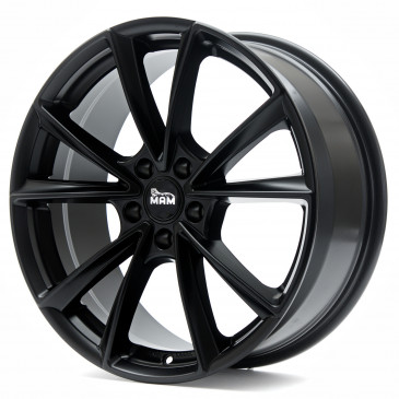 MAM A5 MATT BLACK PAINTED
