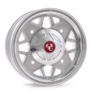 Maxilite Abarth Style silber