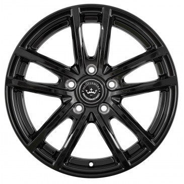 Meisterwerk Wheels MW15 black glossy