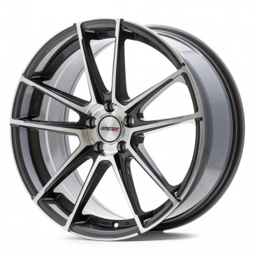 MOTEC MCT10 Dark Grey polished
