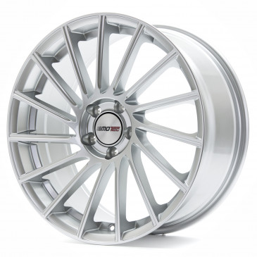 MOTEC MCT9 high gloss silver