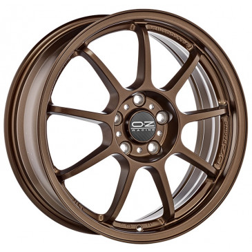 OZ RACING ALLEGGERITA HLT MATT BRONZE