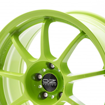 OZ RACING ALLEGGERITA HLT ACID GREEN