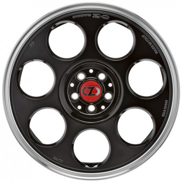 OZ RACING ANNIVERSARY 45 BLACK DIAMOND LIP