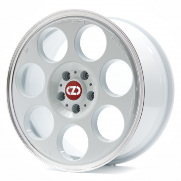 OZ RACING ANNIVERSARY 45 RACE WHITE DIAM.LIP.
