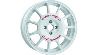 OZ Racing Leggenda White Felge