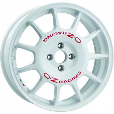 OZ RACING LEGGENDA WHITE