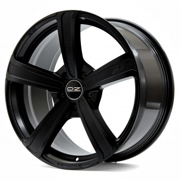 OZ RACING MONTECARLO HLT MATT BLACK