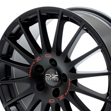 OZ RACING SUPERTURISMO GT MATT BLACK