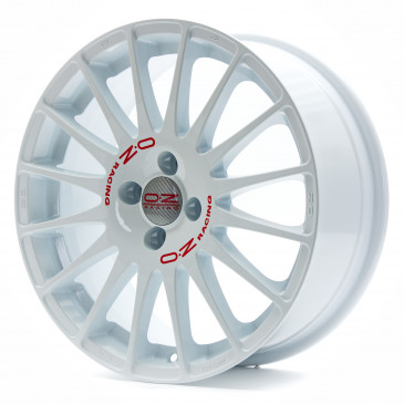 OZ RACING SUPERTURISMO WRC WHITE