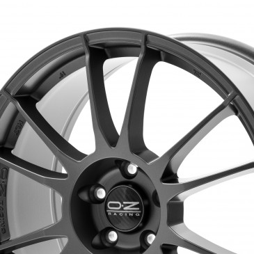 OZ RACING ULTRALEGGERA HLT MATT GRAPHITE