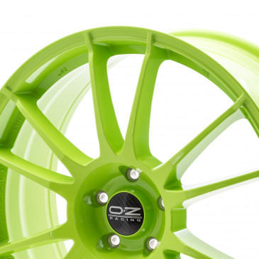 OZ RACING ULTRALEGGERA HLT ACID GREEN