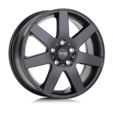 Platin Wheels P 04 MATT BLACK