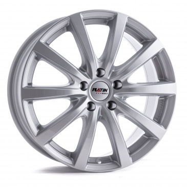 Platin Wheels P 69 POLARSILBER