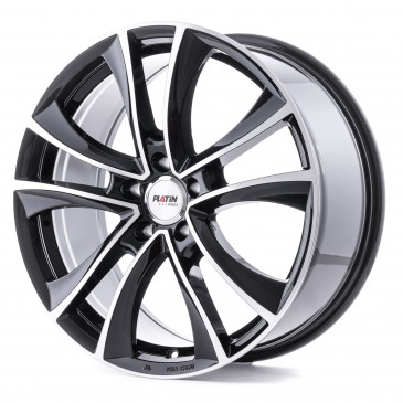 Platin Wheels P 71 BLACK POLISHED
