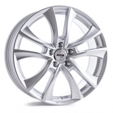 Platin Wheels P 71 highgloss silver