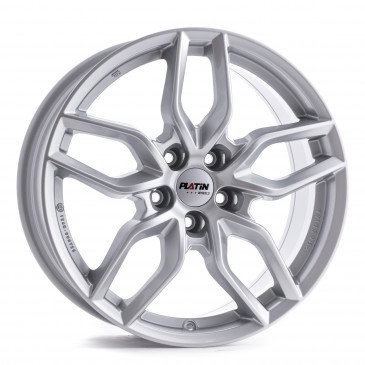 Platin Wheels P 72 polarsilber