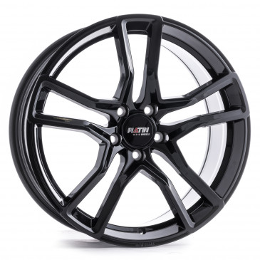 Platin Wheels P 79 BLACK SHINY