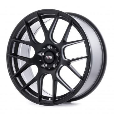 Platin Wheels P 91 BLACK FLAT