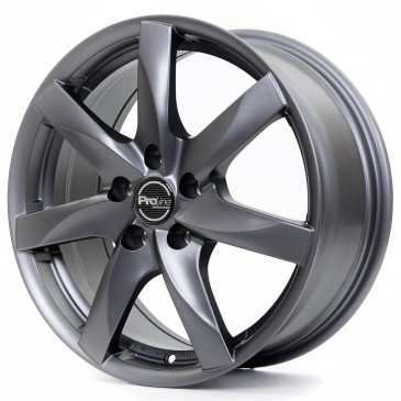 ProLine Wheels BX100 matt grey