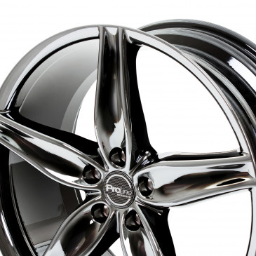 ProLine Wheels PXA reflective surface