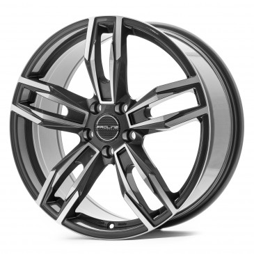 ProLine Wheels PXD Grey Polished