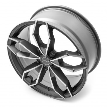 ProLine Wheels PXM Matt Grey Polished