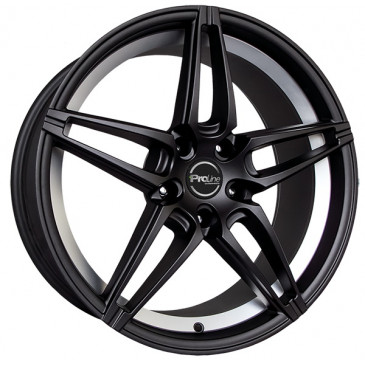 ProLine Wheels PXN black matt