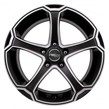 ProLine Wheels PXO carbon matt polished