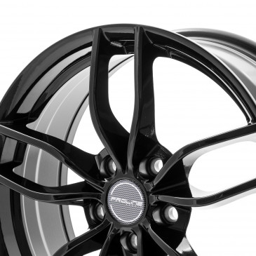 ProLine Wheels ZX100 Black Glossy
