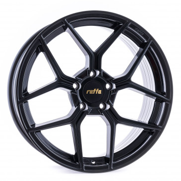 Raffa Wheels RS-01 Gloss-Black