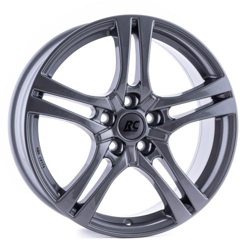 Rc Design Rc26 Felgen Titan Metallic Lackiert In 18 Zoll