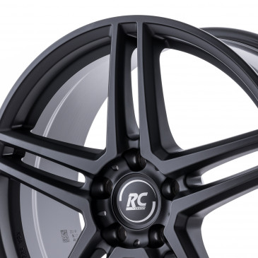 RC Design RCD17 satin-black lackiert