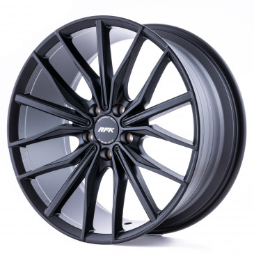 RFK Wheels GLS301 satin black