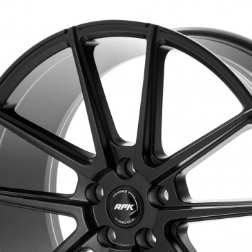 RFK Wheels GLS302 SATIN BLACK