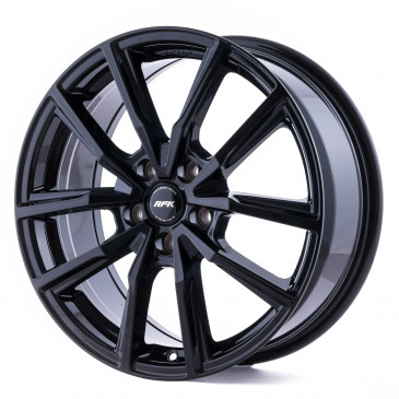 RFK Wheels SLS402 GLOSS BLACK