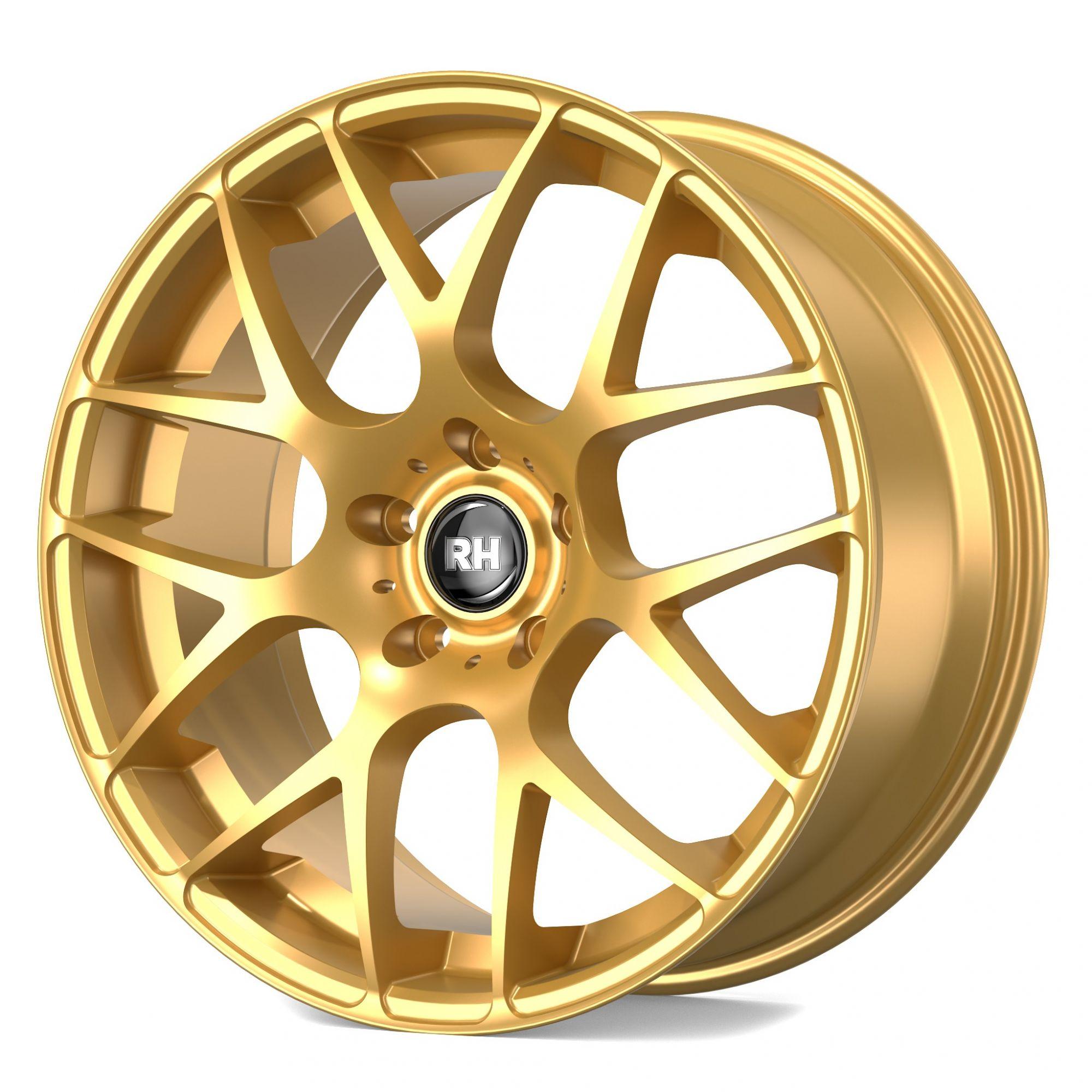 rh alurad nbu race felgen racing gold glanz in 19 zoll. Black Bedroom Furniture Sets. Home Design Ideas