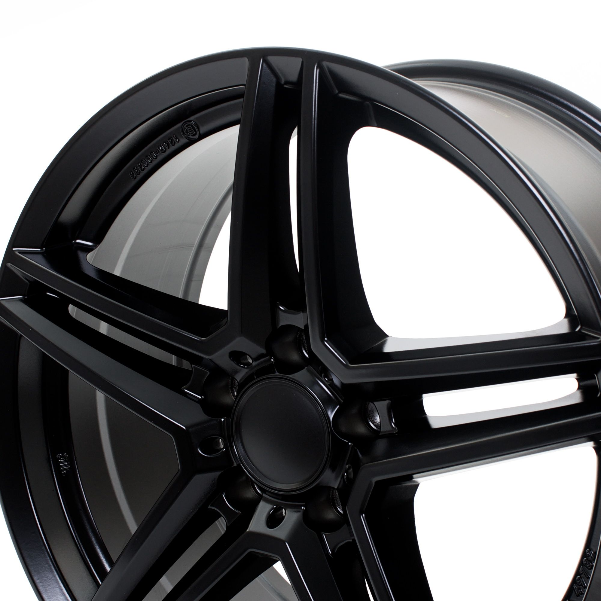 rial m10x felgen racing schwarz in 19 zoll. Black Bedroom Furniture Sets. Home Design Ideas