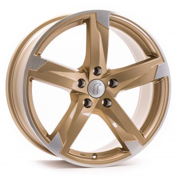 RONDELL 01RZ Racing-Gold poliert