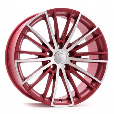 RONDELL 08RZ Racing-Rot poliert
