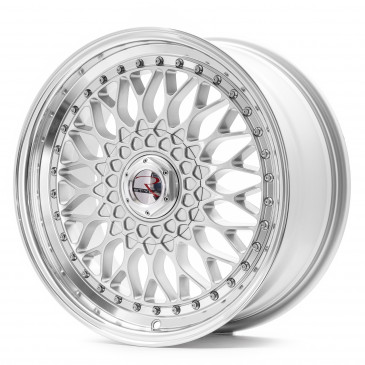 RStyle Wheels RS01 silver horn polished