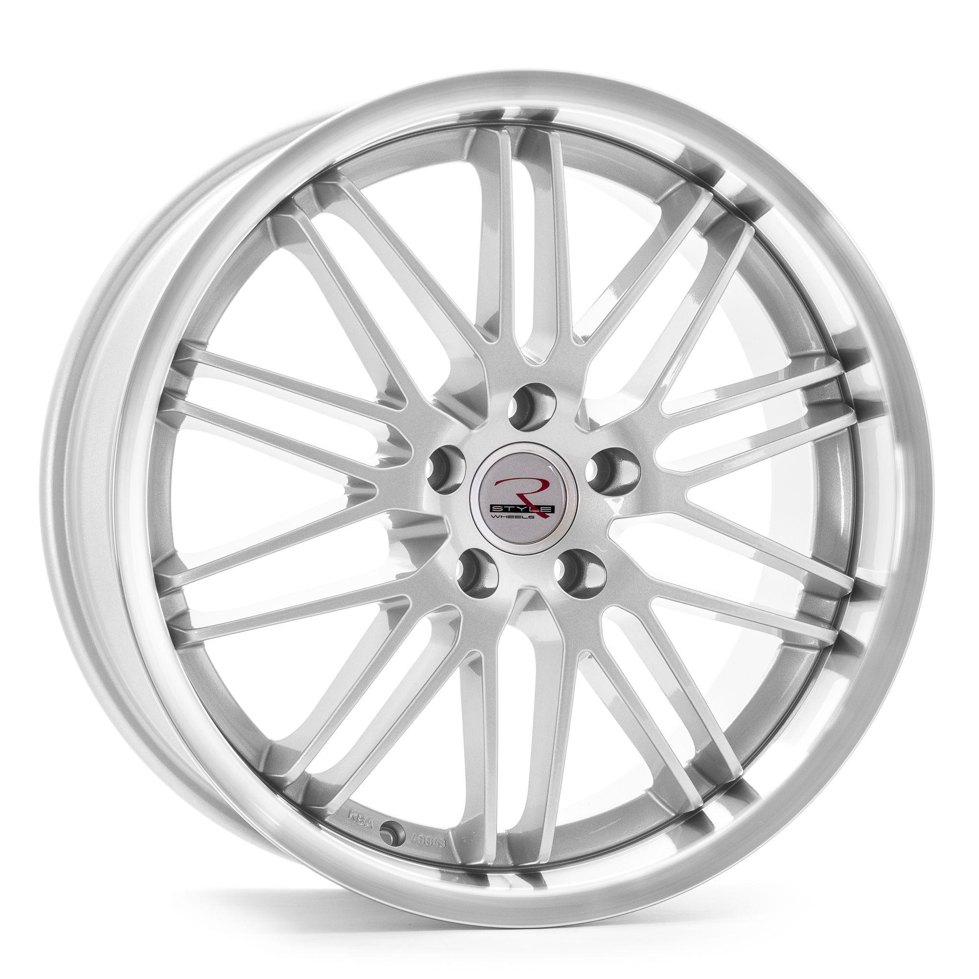 rstyle wheels sr10 felgen silver horn polished silber. Black Bedroom Furniture Sets. Home Design Ideas