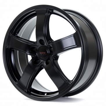 Tec Speedwheels AS1 Schwarz Seidenmatt