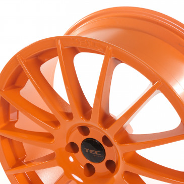Tec Speedwheels AS2 Orange